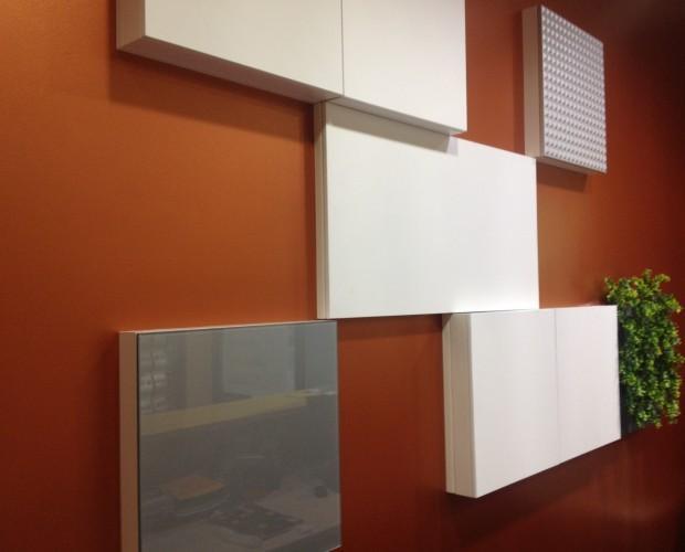 Oficina. Diseño y colocación de Serastone en la oficina de Clau21