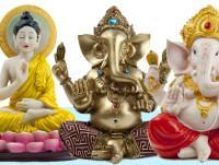 Figuras Buda/Ganesh