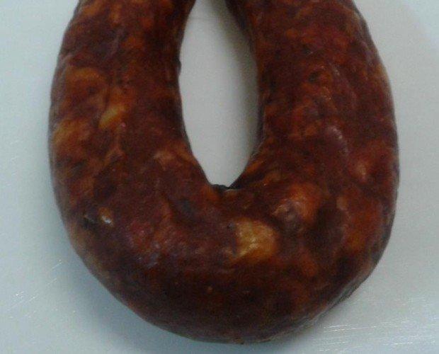 Chorizo Curado.Fabricado con la mejor materia prima