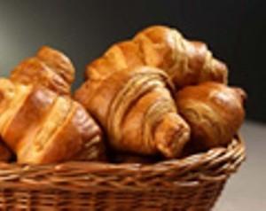 Croissant. Bollería