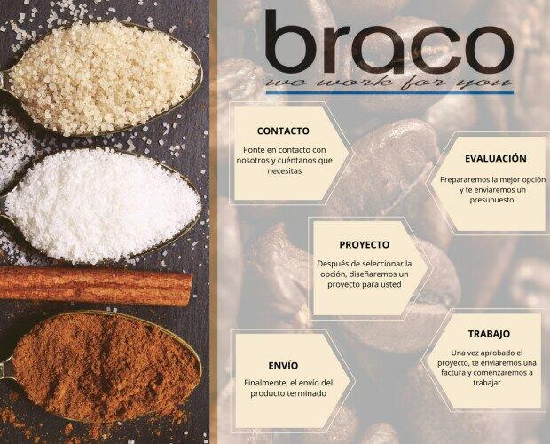 Envasado de Especias. Somos una empresa que envasa azúcar, sal, pimienta y edulcorante en sobres y barritas