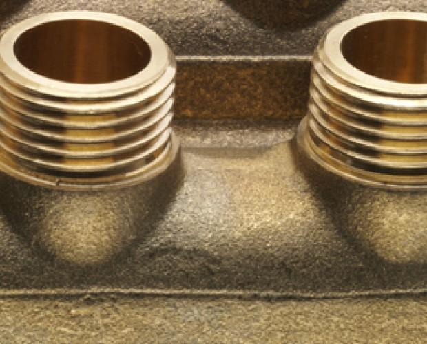 componentes para fontanería. componentes de fontanería