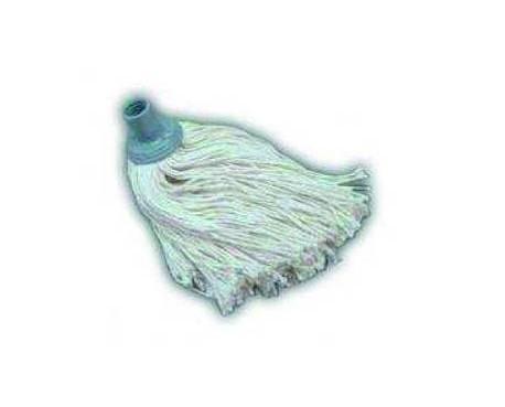 Fregonas.Fregona extra de algodón crudo de 190 gramos