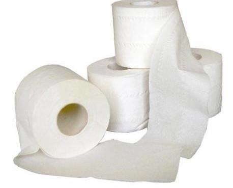 Rollos de Papel.Paquete de 96 rollos de papel higiénico doméstico