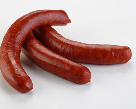 Krakosky. Chorizo tipico de Polonia