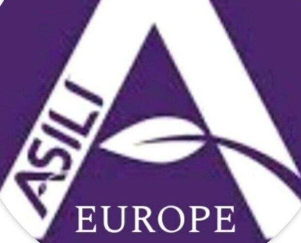 Logo Asili_Europe. Asili signifa