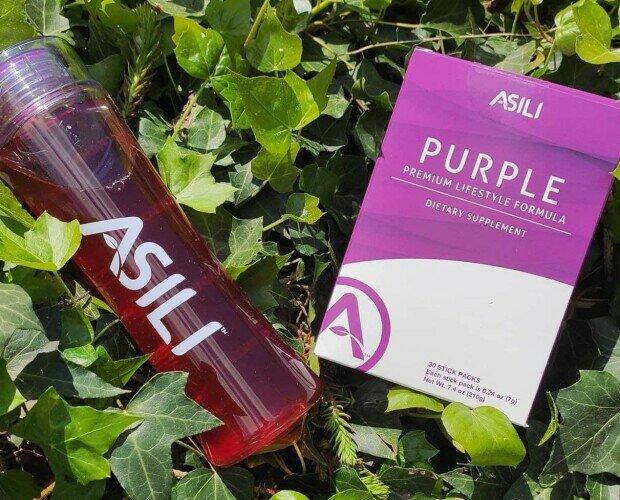 Purple. Elimia toxinas, miniminiza el envejecimiento celular. Combate estrés oxidativo. 30 ud