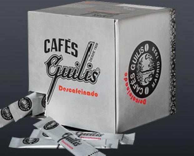 Café Soluble.También contamos con esta variedad