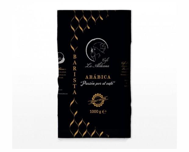 Café La Aldeana. Café en grano. 1000 grs.