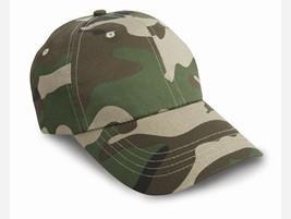 Gorra Militar Camuflada