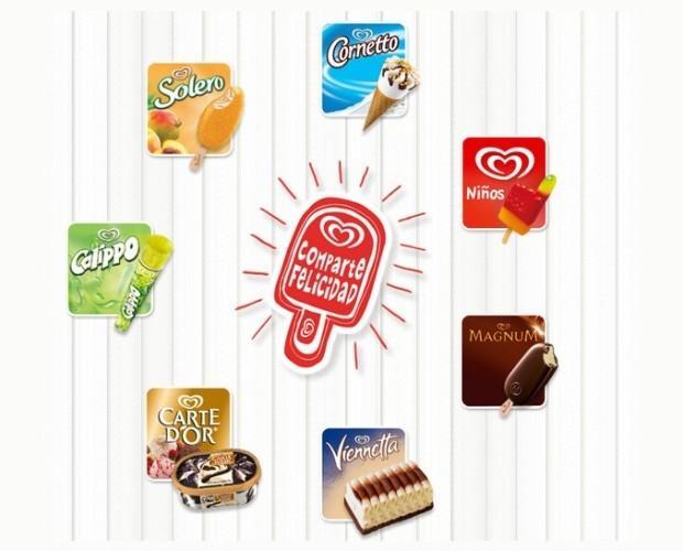 Helados Frigo. Descubre los helados Frigo en todos sus formatos