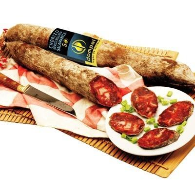 Chorizo cular. De Bellota