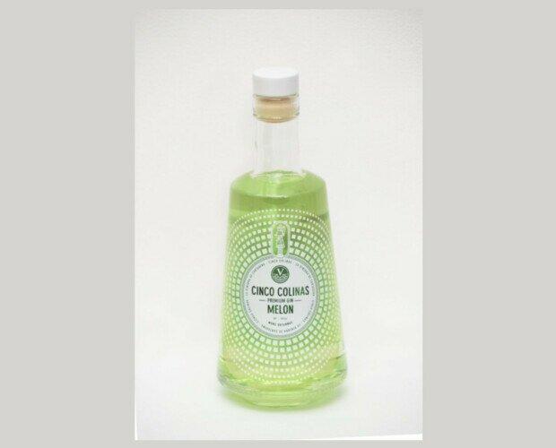 Ginebra.Primera ginebra de España sabor melón, un toque especial debido a maceración de melón