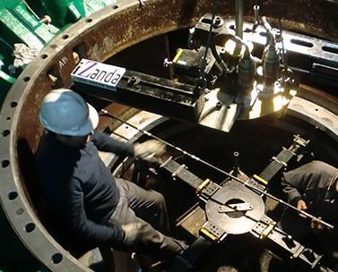 Ingeniería de Automatización Industrial.Mecanizados in situ