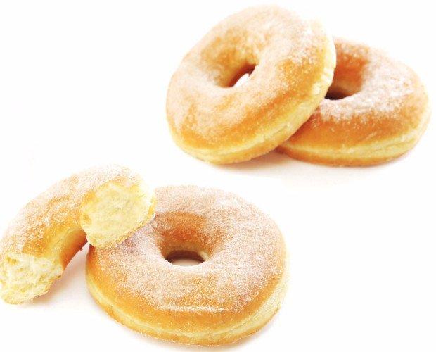 Donut gigante. Donas