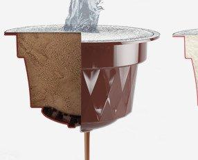Capsula Café Dolce. Cápsulas compatibles con Dolce Gusto