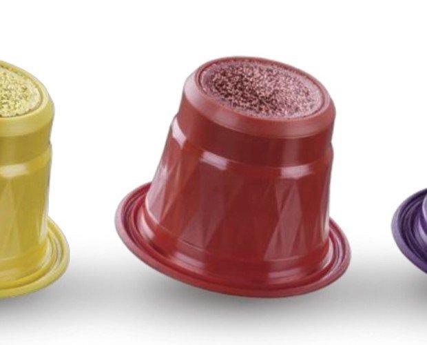 Cápsulas Vacías.Compatible con máquinas de Nespresso