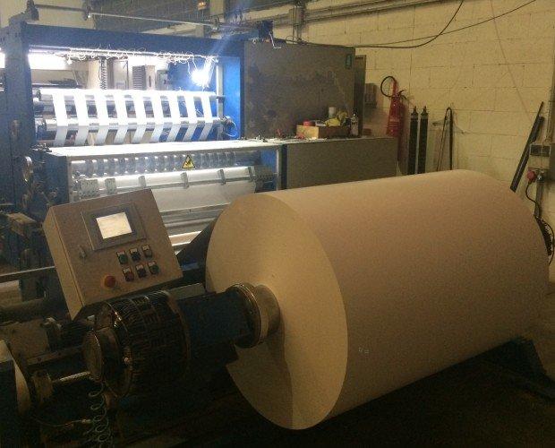 Materiales de Impresión.Papel cortado a medidas