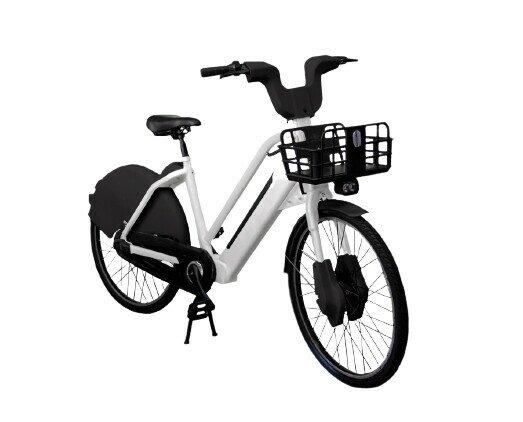 Bicicleta ATOM. Bicicleta utilizada en el sistema multimodal