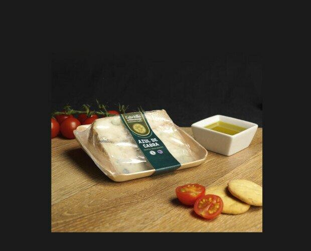 Queso Azul de Cabra (160g). Perfecto en crudo, o bien cocinado para salsas, rellenos o en guarniciones