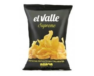 Patatas fritas supreme. Muy crujientes