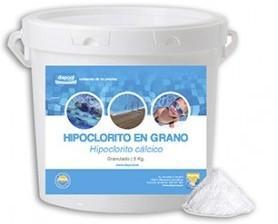 Productos Químicos para Piscinas.Cloro granulado no estabilizado
