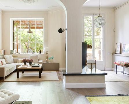 decoración de espacio. Realizamos diseño y decoración de interiores