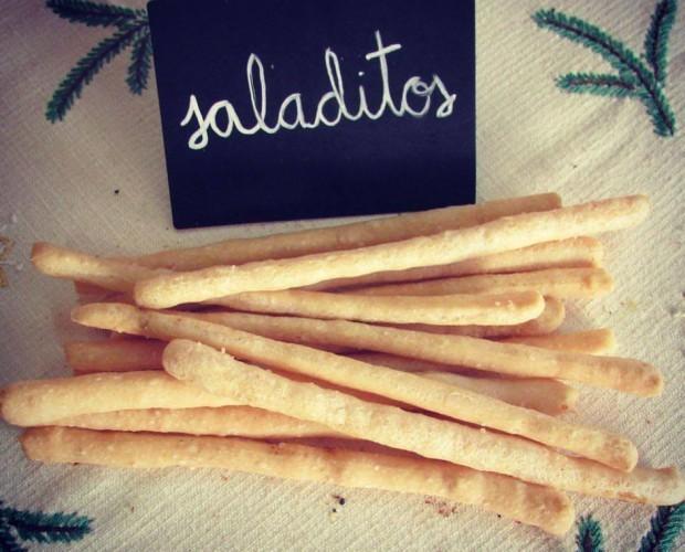 Picos de Pan sin Gluten.El perfecto Snack