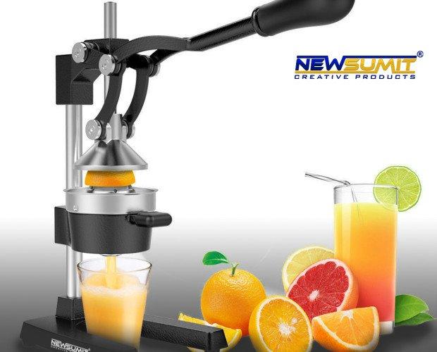 Exprimidor de Naranja. Máxima extracción de zumo
