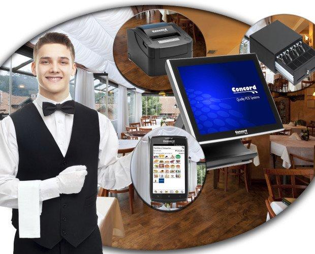 Pack TPV Hostelería. Software y hardware para negocios de Hostelería