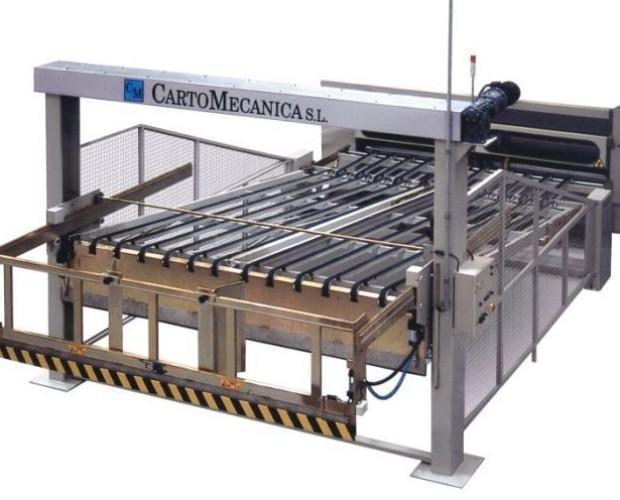 maquinaria para procesar papel y cartón. maquinaria para procesar papel y cartón
