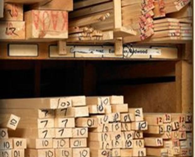 Madera.Fabricación de embalajes