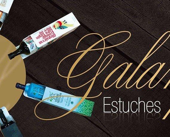Galanpack Estuches. Fabricación de estuches comerciales