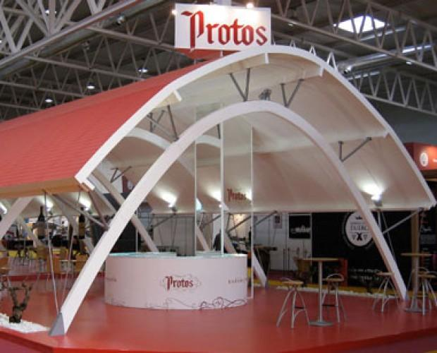 Diseño de Stands y Espacios.Realizamos diseño y montaje de stands