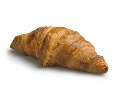 Croissant de 80g. Están listos en 20 minutos