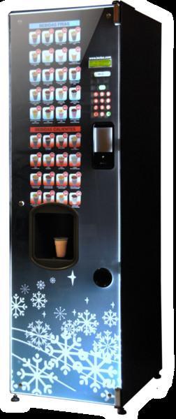 Vending.Expendedoras de café y bebidas calientes