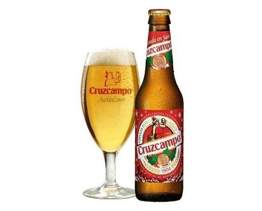 Cerveza Cruzcampo. Nuestro producto estrella