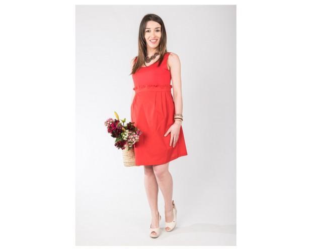 Vestido florida