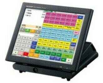 TPV Táctil de 15'. TPV SHARP modelo UP-3515, pantalla LCD