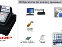 Caja registradora/TPV