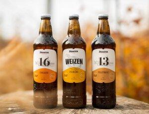 Primátor, el arte de la cerveza checa.