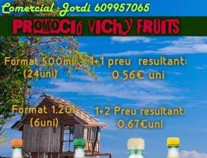 Promoción vichy fruits