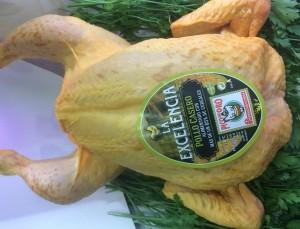 Pollo de corral descuento 10%