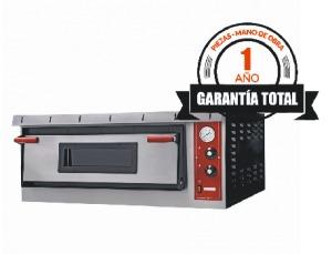 Envio gratis comprando Horno pizza electromecánico Eurofred