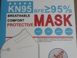 Mascarillas FFP2 (KN95)