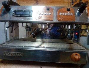 Instalación gratuita comprando cafetera de ocasión Expobar