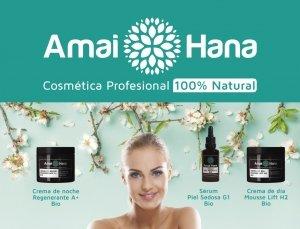 Cosmética 100% Natural en tu centro de belleza