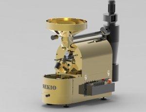 Tostador de café Sekio Kafe Excellence Golden SK5