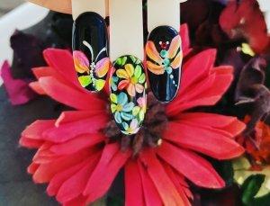 Esmalte Semipermanente, DN Nails variedad de colores.