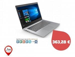 Portátil Lenovo Ideapad S130-14Igm 81J2002Usp - Intel N4000